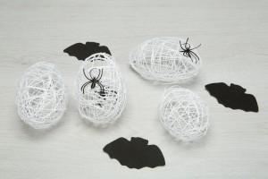 Arañas Halloween 2