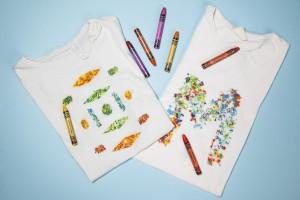 Taller estimación camisetas para niños