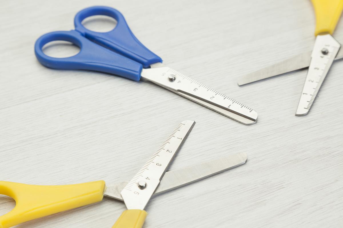 materiales para manualidades tijeras para manualidades