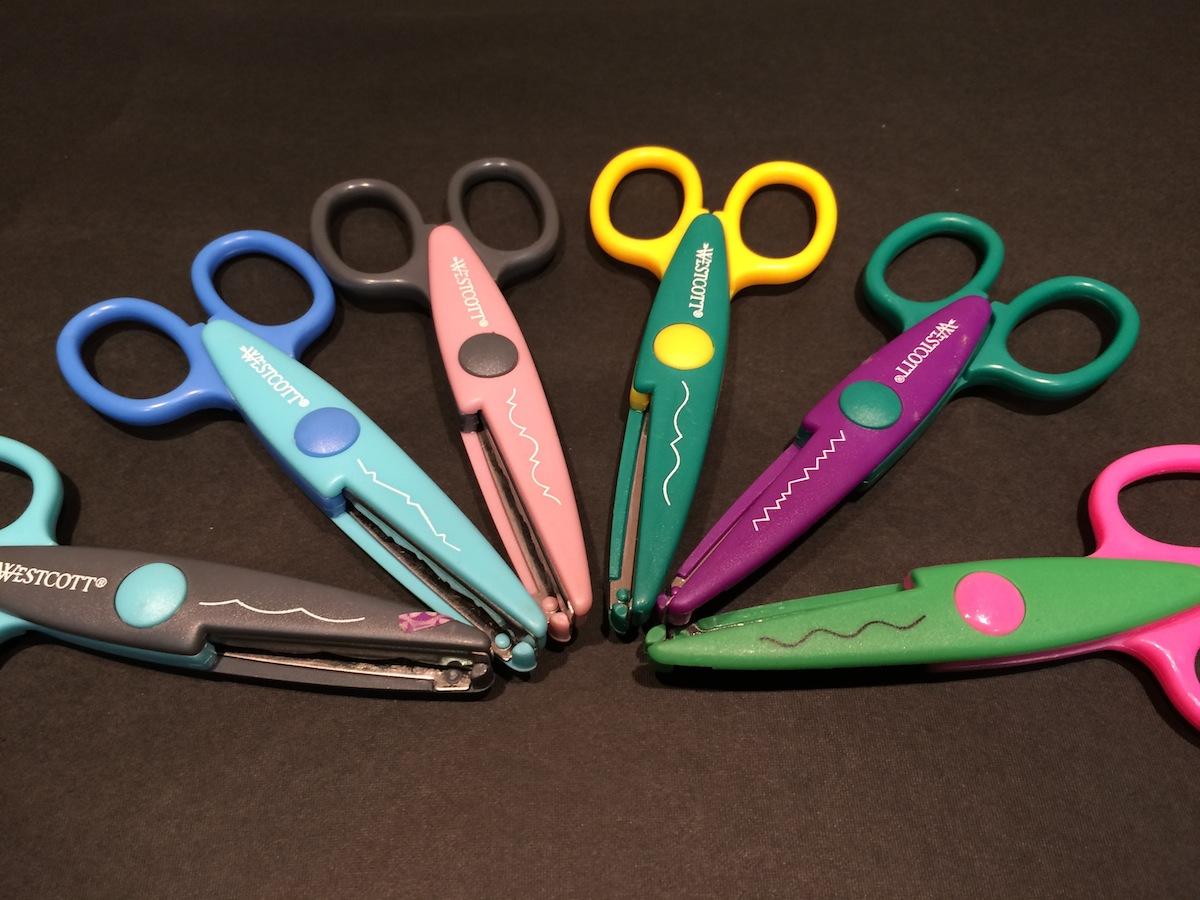 Materiales para manualidades tijeras para manualidades - Material para manualidades infantiles ...